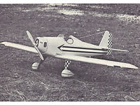 Templates and Instructions 66ws F-14 Tamecat Sport Scale Sport Plane Plans