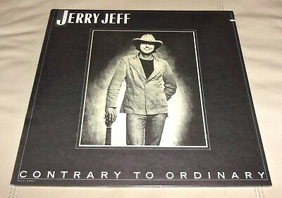 Jerry Jeff Walker [LP] Contrary to Ordinary (Vinyl, Sealed) ()