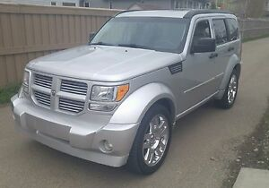 2008 Dodge Nitro R/T Leather 178546 km 7,800