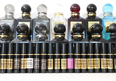 TOM FORD PERFUMES   BEST SELLERS LOTS 4ml    CHOOSE FROM
