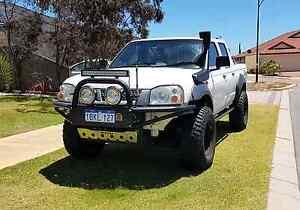 Nissan navara d22 2003 dx Baldivis Rockingham Area Preview