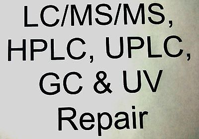Repair Pm And Iqoqpq For Agilent Waters Shimadzu And Thermo Hplc Gc Lcms