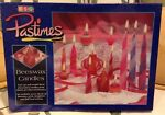 Pastimes Beeswax Candles Kit Sealed New 1997 Model picture