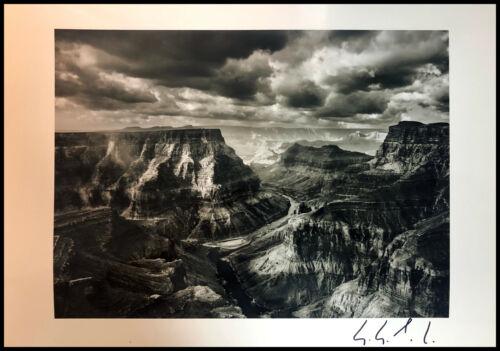 Sebastiao Salgado - Genesis - Arizona - Signed Photo