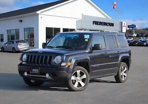 2016 Jeep Patriot HIGH ALTITUDE | REDUCED | LEATHER | SUNROOF...