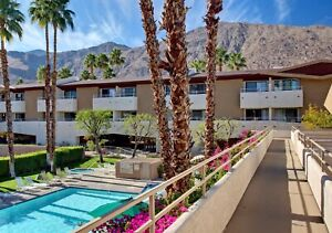 Palm Spring Vacation Rental - Sept 2019