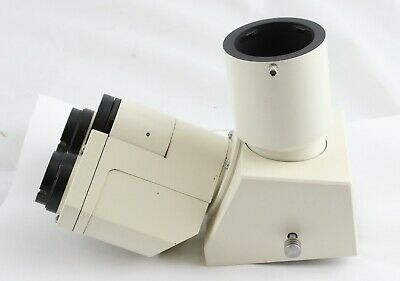 Zeiss Trinocular Head Axiovert 135 Microscope 451722