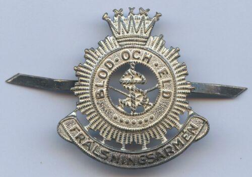 Sweden Salvation Army Cap Badge Pin Nice Grade !!