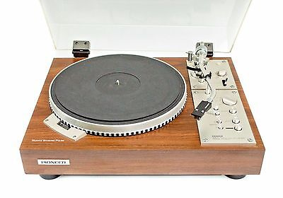 Excellent Vtg Pioneer PL-570 Turntable Fully Automatic Record Player Works