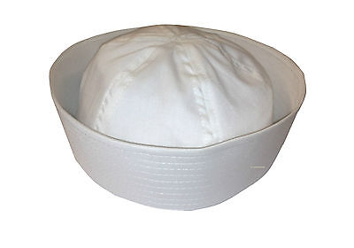 Men's White Sailor Hat](Sailors Hat)