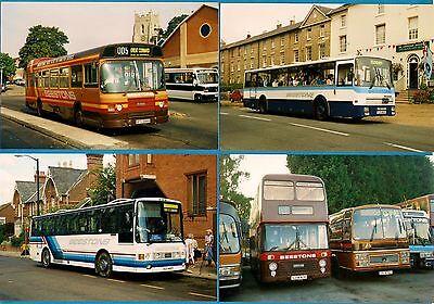 4 Photos ~ Beestons of Hadleigh - National: Scanias: Bristol VR: Volvo B58: 1994, usado comprar usado  Enviando para Brazil