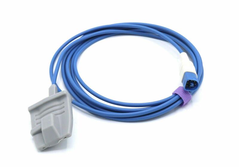 Philips Reusable SpO2 Adult Soft Sensor Part #M1191BL Compatible - Same Day Ship