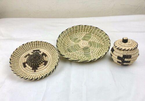 Miniature Papago Baskets