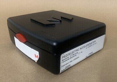 Endevco Model 2225 Miniature Piezoelectric Accelerometer