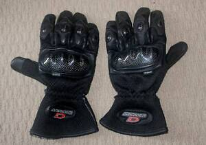 DriRider Motorcycle Gloves - Medium - for Summer riding Tweed Heads Tweed Heads Area Preview