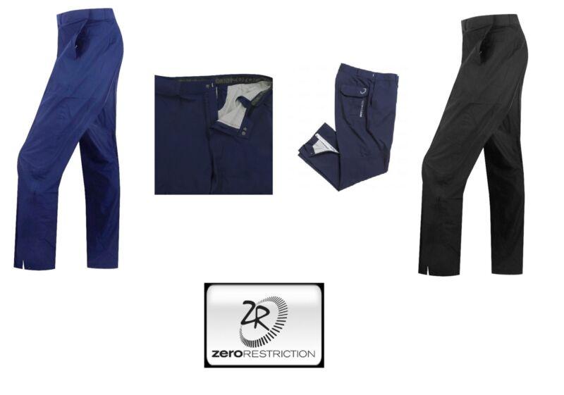 Zero Restriction Mens PINNACLE WATERPROOF RAIN PANT # RP417 Choose-Color- Size
