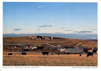 Canada  -  Pincher Creek - Ranch bei Pincher Creek