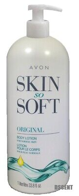 2 PK Skin So Soft Original  Body Lotion For Normal Skin With