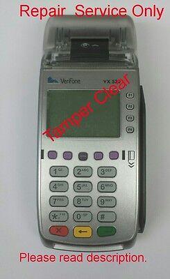 Repair Your Verifone Vx520 Tamper