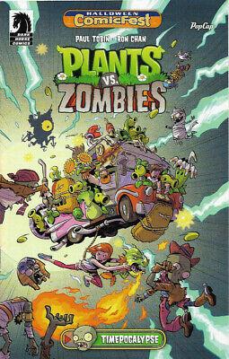 Halloween ComicFest - New Bagged (S) (Plants Vs Zombies Halloween)