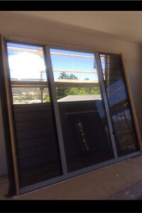 Louvre/Fixed Glass Window  2400 high X 2600 wide Samford Village Brisbane North West Preview