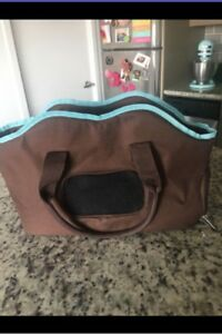 Small breed/ puppy dog carrier