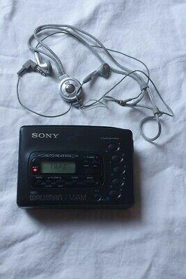 Sony WM-FX41 Radio cassette Player Walkman wenig gebraucht online kaufen