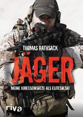 Jäger Meine Kriegseinsätze als Elitesoldat Navy SEALs Elite Afghanistan Buch NEU