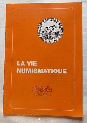 La vie numismatique – 1999 – 1ère livraison