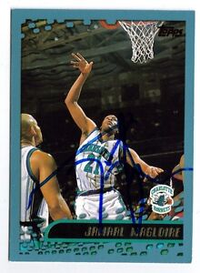 2002-TOPPS-194-JAMAAL-MAGLOIRE-HORNETS-HEAT-RAPTORS-Kentucky-AUTO-SIGNED-CARD