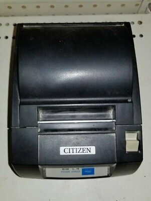 Citizen Thermal Pos Computer Usb Receipt Printer Model Ct-s300 Paper 3-18x230