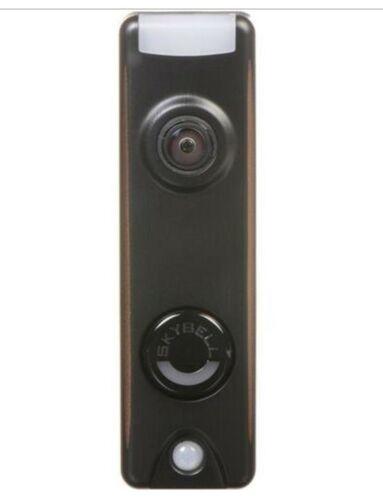 Honeywell SkyBell Slim Design 1080p Wi-Fi Video Doorbell Bro