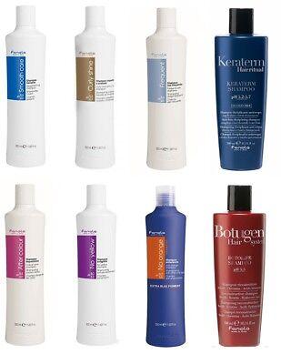 Shine Shampoo (FANOLA SHAMPOO KERATERM BOTOLIFE FREQUENT NO ORANGE NO YELLOW CURLY SHINE 350 ML)