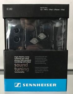 BRAND NEW - SENNHEISER IE-80 IN EAR HEADPHONES Lockleys West Torrens Area Preview