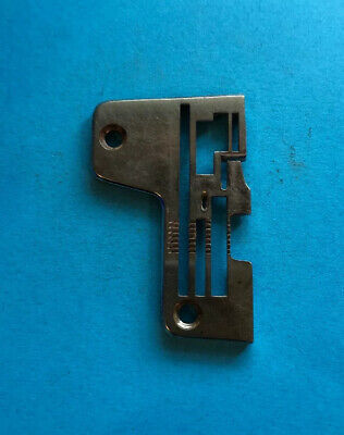 Used 2917-1141-rimoldi Throat Plate-free Shipping