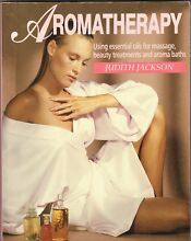 AROMATHERAPY Judith Jackson ~ 1st Ed SC Like New Perth Region Preview