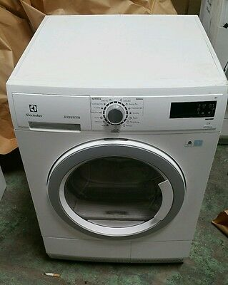 مجفف الغسيل جديد Electrolux Dryer EDC2096GDW 220v 50 hz NOS