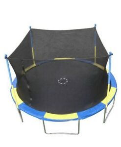 14ft Trampoline (used 2 summers store away in winter)
