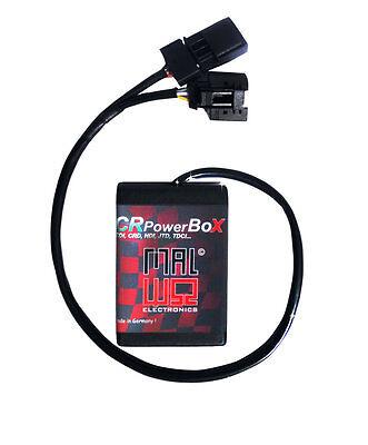 Powerbox Performance Chip passend für Mercedes C200, C220, C250, C270, C300...