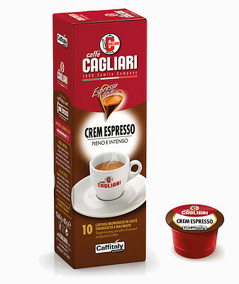 150 capsule caffè CAFFITALY CORPOSO INTENSO CREMOSO CREM GRAND ESPRESSO 100 + 50