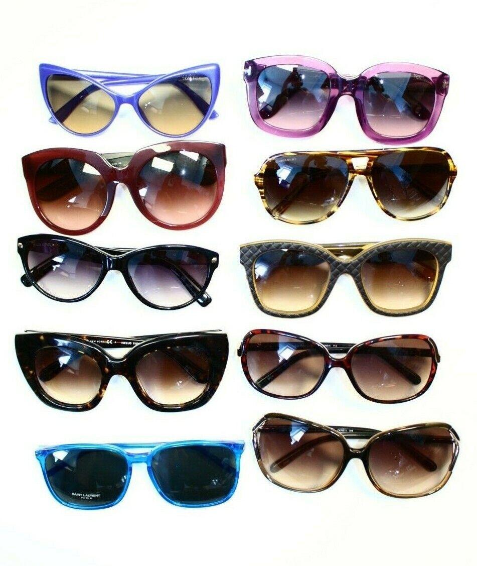 Designer Sunglasses 10 Lot WHOLESALE TOM FORD BOTTEGA VENETA