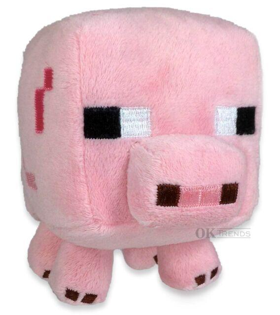 Minecraft **Babyschwein** Plüschfigur  (15 cm) Lizenzware NEU&OVP