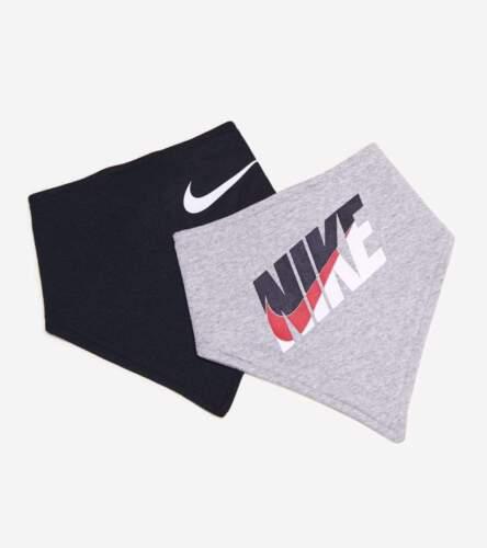 Nike COLORBLOCK SWOOSH 2 PACK BIBS 0-6 months