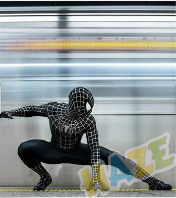 Der Amazing 3 Spider-Man Black Venom 3D Kostüm - Amazing Spiderman Anzug
