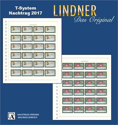 Lindner Nachtrag 2017 Deutschland Automatenmarken (T120b/ AS8+AS9)