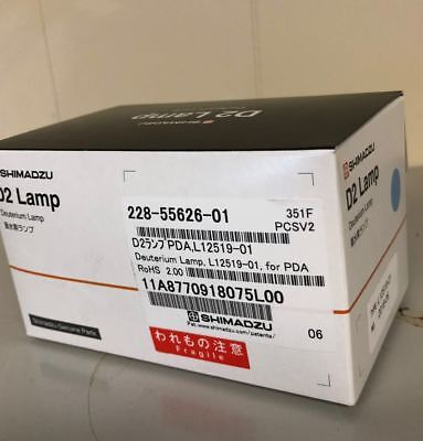New Genuine Shimadzu 228-55626-01 D2 Lamp I-series 3d Free Shipping In Usa