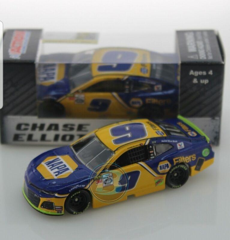 RARE ROOKIE Chase Elliott 2014 NAPA Stars /& Stripes Salute #9 Camaro 1//64 NASCAR
