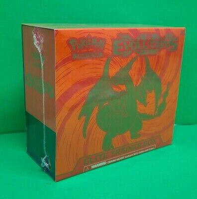 Pokemon XY Evolutions Elite Trainer Box Mega Charizard x1 Factory Sealed New!