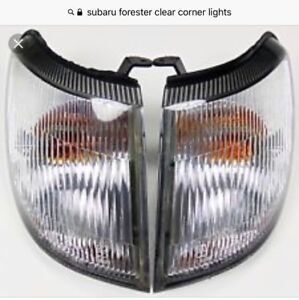 WTB forester stb driver side corner light