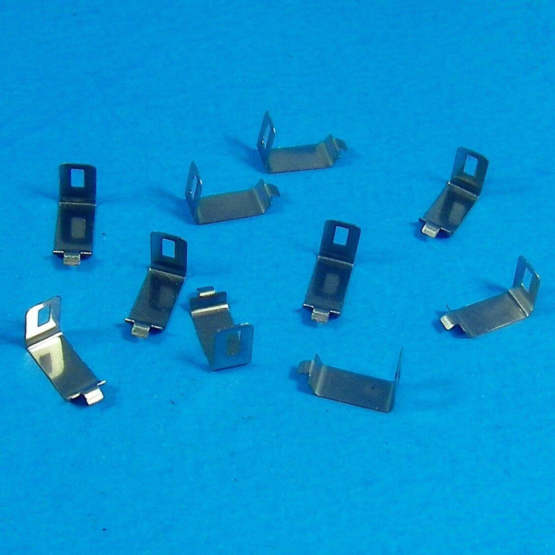 "Car Parts - HO Slot Car Parts Life Like ""T"" Pickup Shoe Lot of 5 sets 10 PCS. New Shoes WOW"